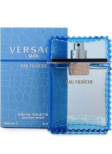 Versace Man Eau Fraiche EDT 200 ml Erkek Parfüm Renksiz